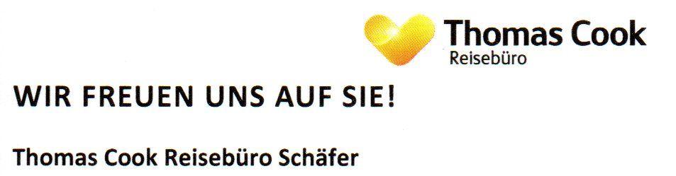 Thomas Cook Reisebüro Scäfer Logo