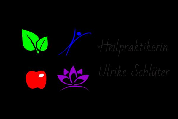 Logo Heilpraktikerin Ulrike Schlüter transparent
